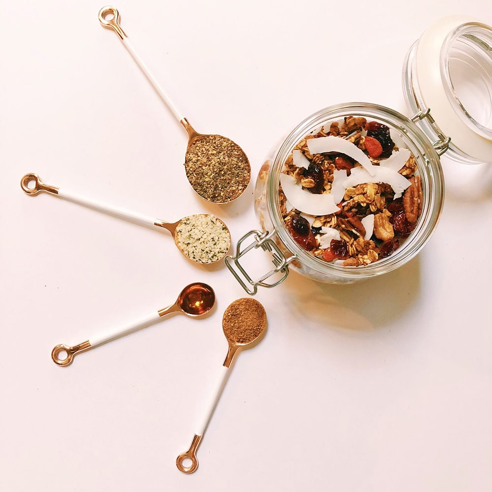 Homemade Recovery Granola (Vegan and GF)