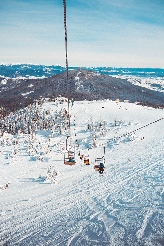 Sustainable Ski Resorts