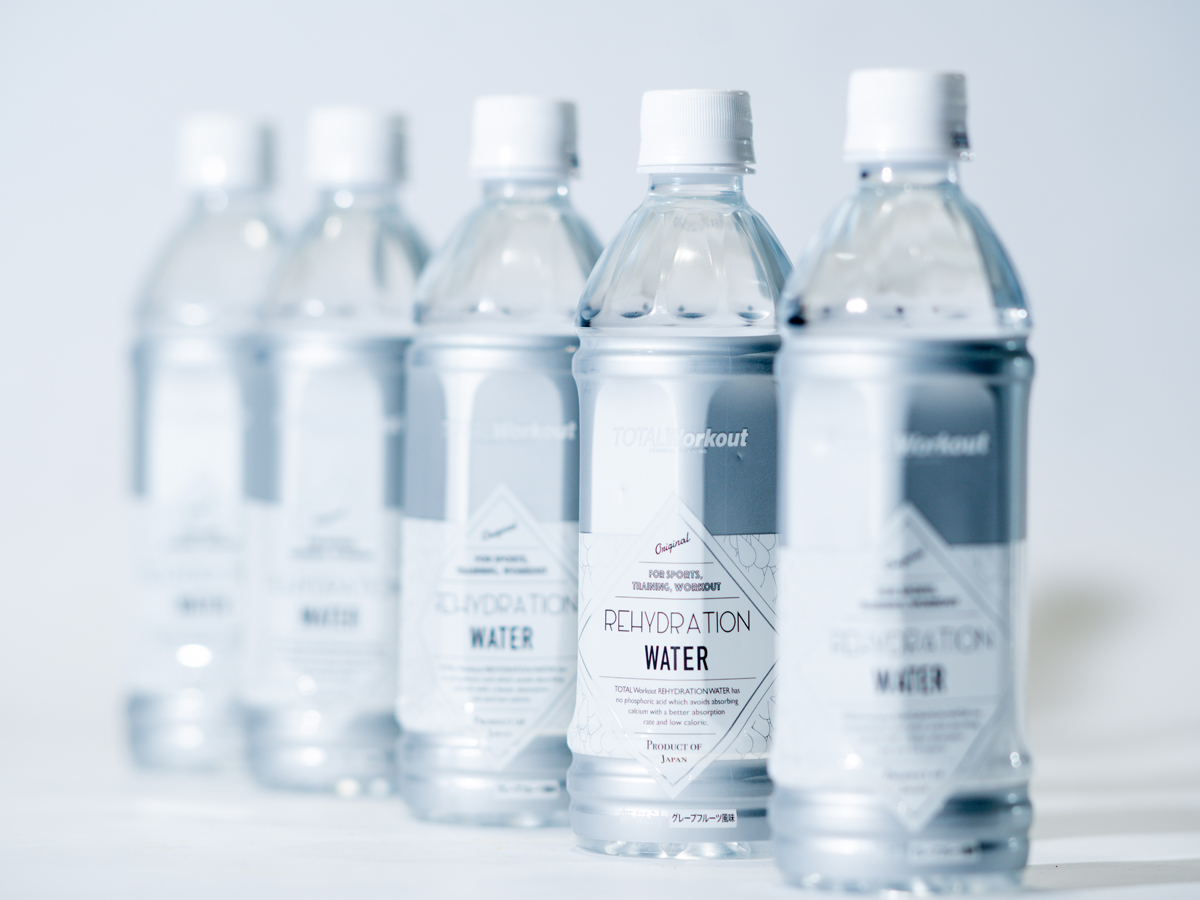 REHYDRATION WATER